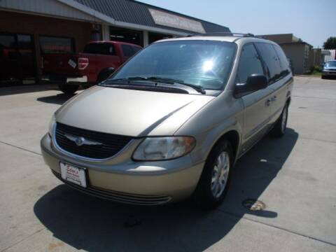 2002 Chrysler Town and Country for sale at Eden's Auto Sales in Valley Center KS
