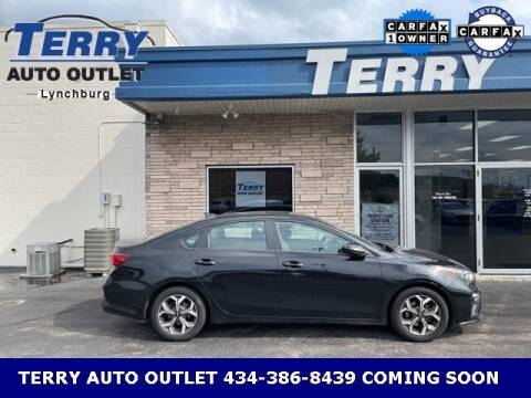 2019 Kia Forte for sale at Terry Auto Outlet in Lynchburg VA