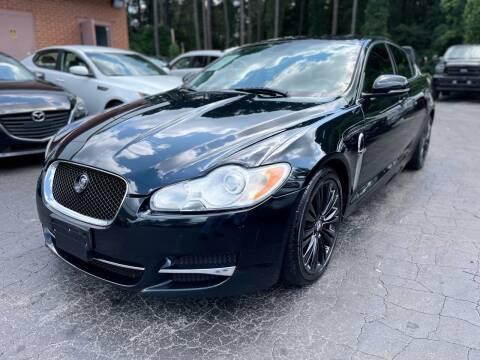 2011 Jaguar XF for sale at Magic Motors Inc. in Snellville GA
