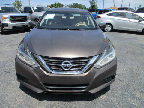 2016 Nissan Altima for sale at LOS PAISANOS AUTO & TRUCK SALES LLC in Doraville GA