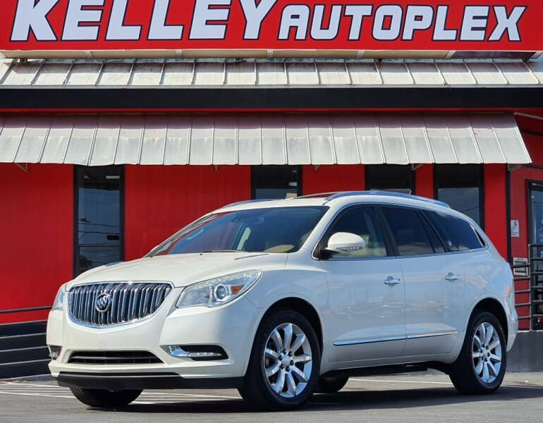 2014 Buick Enclave for sale at Kelley Autoplex in San Antonio TX