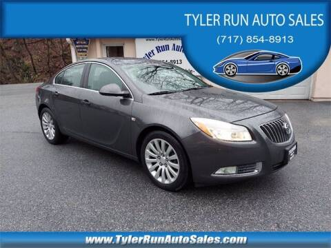 2011 Buick Regal for sale at Tyler Run Auto Sales in York PA