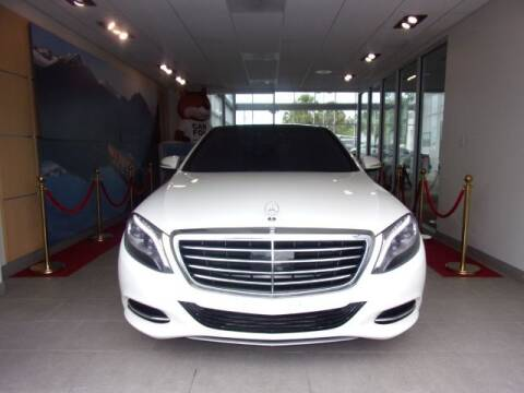 2015 Mercedes-Benz S-Class for sale at Adams Auto Group Inc. in Charlotte NC