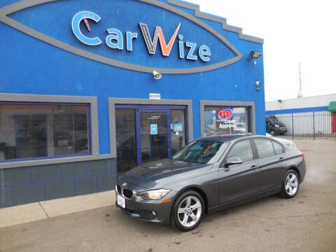 2014 BMW 3 Series for sale at Carwize in Detroit MI