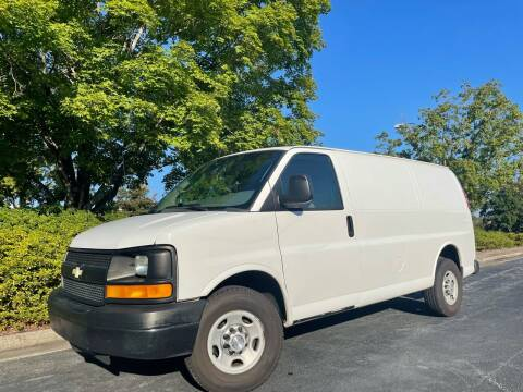 2014 Chevrolet Express Cargo for sale at William D Auto Sales in Norcross GA