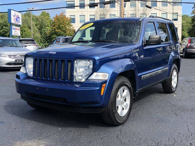 2010 Jeep Liberty for sale at All Star Auto  Cycle in Marlborough MA