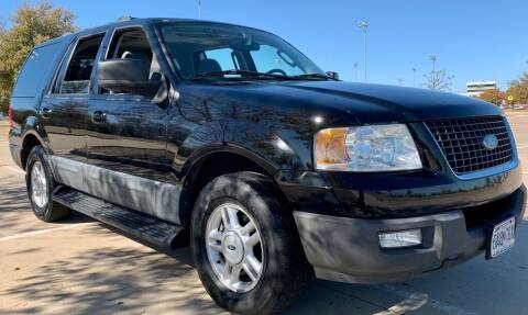 2003 Ford Expedition for sale at Driveline Auto Solution, LLC in Wylie TX