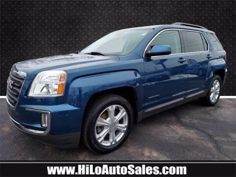 2016 GMC Terrain for sale at Hi-Lo Auto Sales in Frederick MD