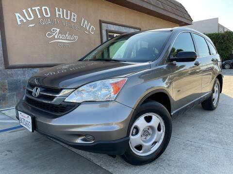2010 Honda CR-V for sale at Auto Hub, Inc. in Anaheim CA