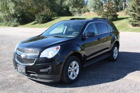 2012 Chevrolet Equinox for sale at A-Auto Luxury Motorsports in Milwaukee WI