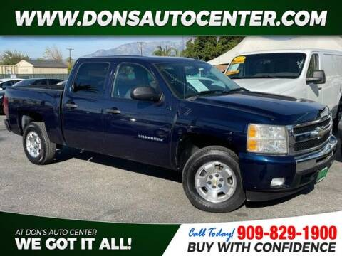 2010 Chevrolet Silverado 1500 for sale at Dons Auto Center in Fontana CA