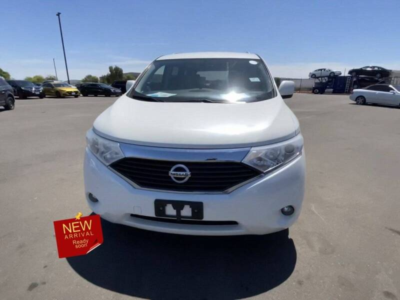 2016 Nissan Quest for sale in Victorville, CA