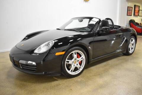 2008 Porsche Boxster for sale at Thoroughbred Motors in Wellington FL