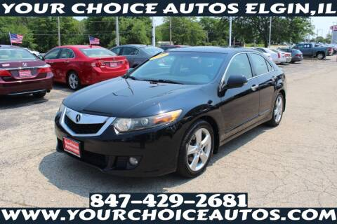 2010 Acura TSX for sale at Your Choice Autos - Elgin in Elgin IL