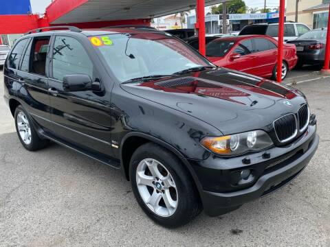 2005 BMW X5 for sale at North County Auto in Oceanside CA