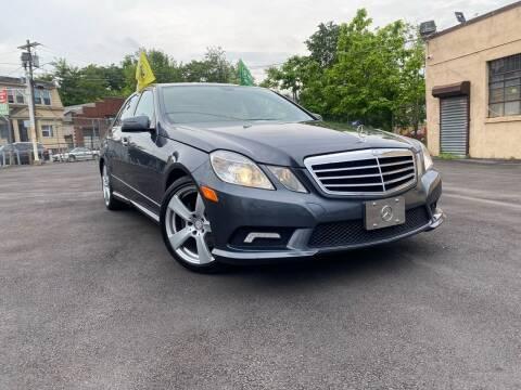 2011 Mercedes-Benz E-Class for sale at PRNDL Auto Group in Irvington NJ