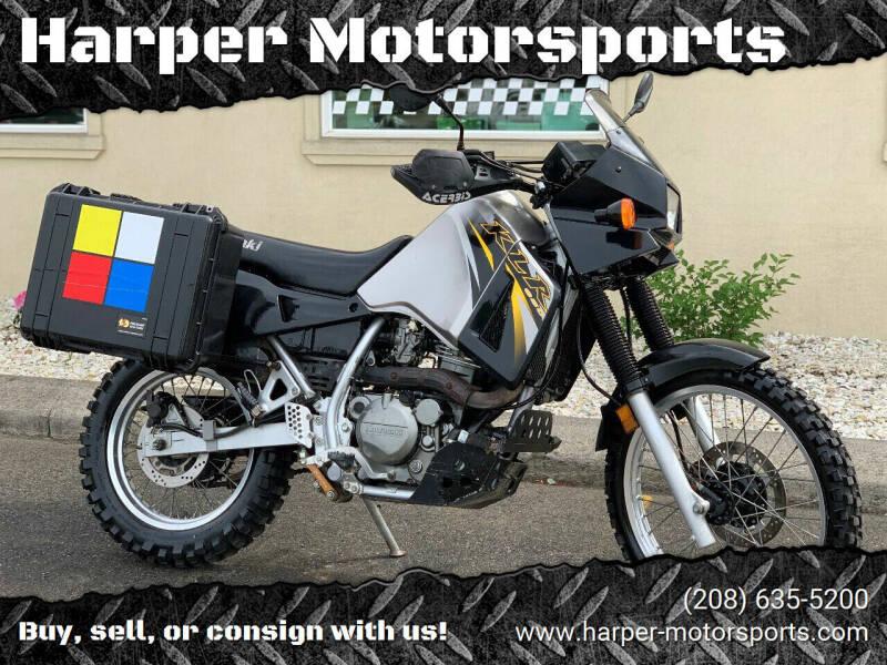 2007 Kawasaki KLR 650 for sale at Harper Motorsports in Post Falls ID