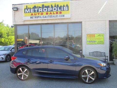 2017 Subaru Impreza for sale at Metropolis Auto Sales in Pelham NH