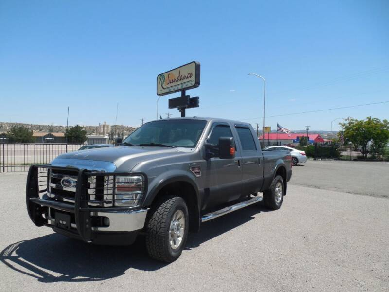 2009 Ford F-250 Super Duty for sale at Sundance Motors in Gallup NM