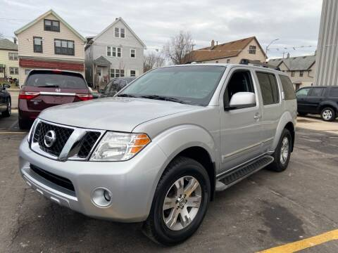2011 Nissan Pathfinder for sale at Fine Auto Sales in Cudahy WI