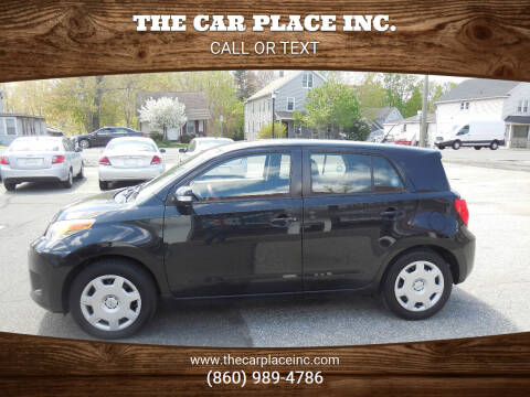 2010 Scion xD for sale at THE CAR PLACE INC. in Somersville CT