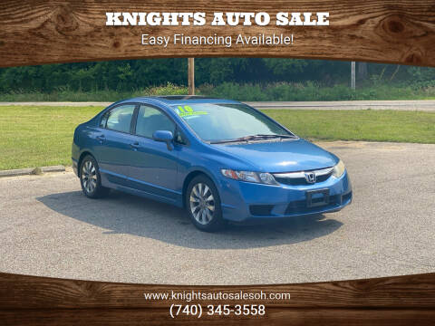 2010 Honda Civic for sale at Knights Auto Sale in Newark OH