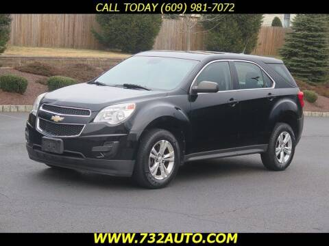 2012 Chevrolet Equinox for sale at Absolute Auto Solutions in Hamilton NJ