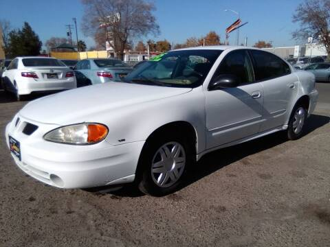 2005 Pontiac Grand Am for sale at Larry's Auto Sales Inc. in Fresno CA