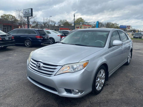 2011 Toyota Avalon for sale at BWK of Columbia in Columbia SC