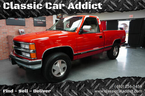 1994 Chevrolet C/K 1500 Series for sale at Classic Car Addict in Mesa AZ