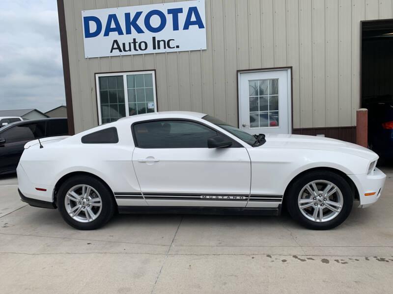 2011 Ford Mustang for sale at Dakota Auto Inc. in Dakota City NE
