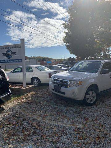 2009 Ford Escape for sale at BUDGET AUTOS OF LAKE NORMAN in Mooresville NC