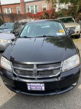 2009 Dodge Avenger for sale at GARET MOTORS in Maspeth NY