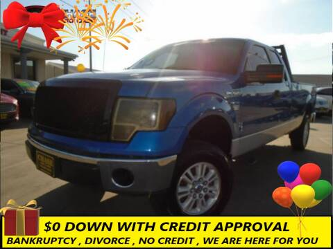 2011 Ford F-150 for sale at Chase Auto Credit in Oklahoma City OK
