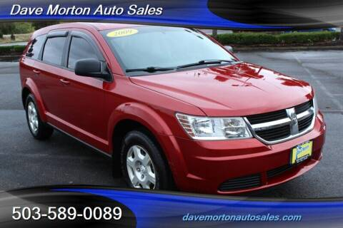 2009 Dodge Journey for sale at Dave Morton Auto Sales in Salem OR