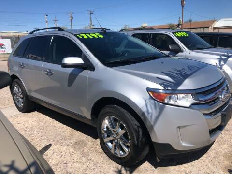 2011 Ford Edge for sale at Senor Coche Auto Sales in Las Cruces NM