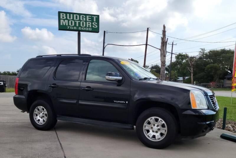 2007 GMC Yukon for sale at Budget Motors in Aransas Pass TX