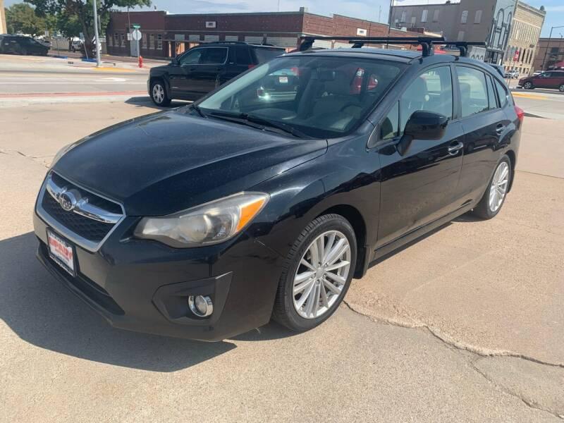 2013 Subaru Impreza for sale at Spady Used Cars in Holdrege NE