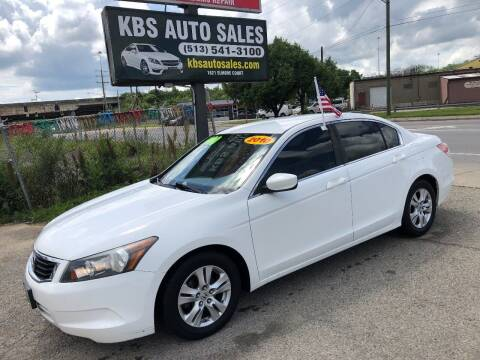 2010 Honda Accord for sale at KBS Auto Sales in Cincinnati OH