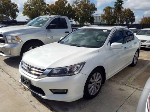 2013 Honda Accord for sale at Houston Auto Preowned in Houston TX