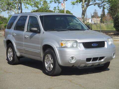 2005 Ford Escape for sale at General Auto Sales Corp in Sacramento CA