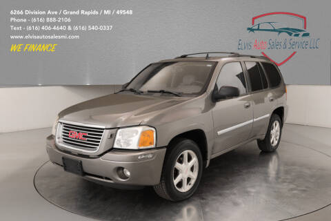 2008 GMC Envoy for sale at Elvis Auto Sales LLC in Grand Rapids MI
