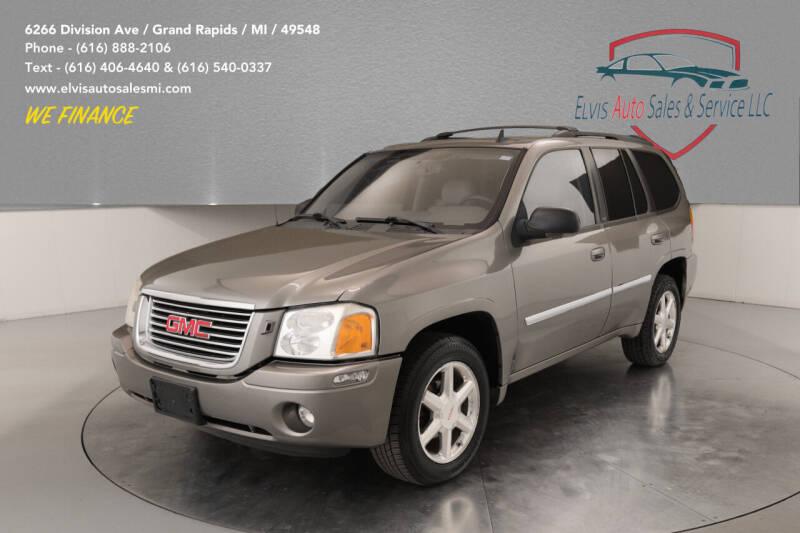 2008 GMC Envoy for sale at Elvis Auto Sales LLC in Grand Rapids MI