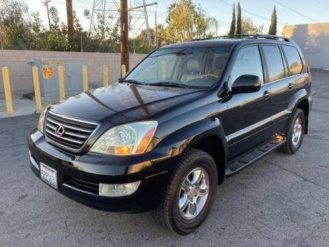 2005 Lexus GX 470 for sale at Hunter's Auto Inc in North Hollywood CA