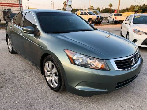 2010 Honda Accord for sale at Marvin Motors in Kissimmee FL