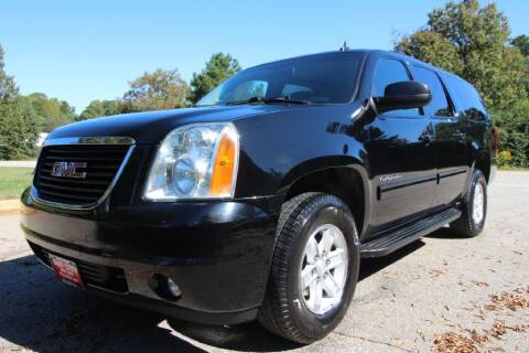 2013 GMC Yukon XL for sale at Oak City Motors in Garner NC