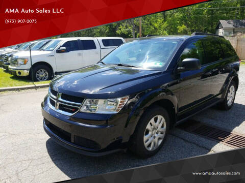 2014 Dodge Journey for sale at AMA Auto Sales LLC in Ringwood NJ