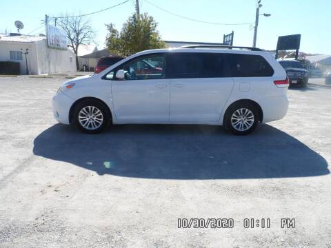 2014 Toyota Sienna for sale at Town and Country Motors in Warsaw MO
