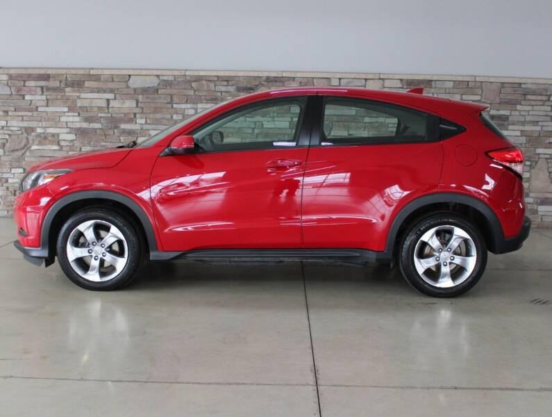 2018 Honda HR-V for sale at Bud & Doug Walters Auto Sales in Kalamazoo MI