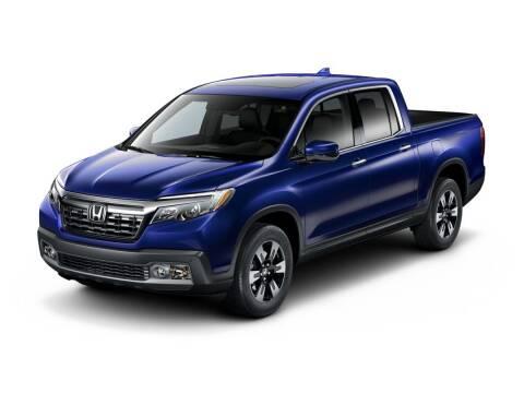 2017 Honda Ridgeline for sale at BASNEY HONDA in Mishawaka IN